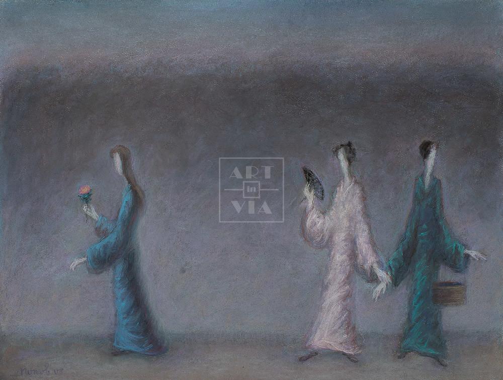 Картина. Интересный сюжет. № 31. Вера. Надежда. Любовь