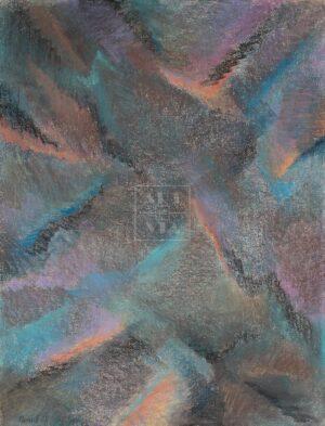 Картина. № 3. Абстракция