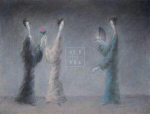 Картина. Интересный сюжет. № 34. Вера. Надежда. Любовь