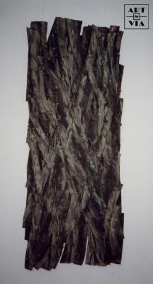 Выставка «Фактура времени» в Центральном Доме Художника. 23.04.1996 г.