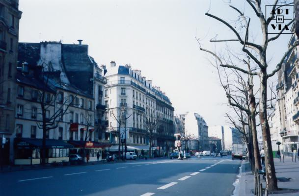 Выставка «Гастроном» Франция. Париж. 5.03.1992 г.