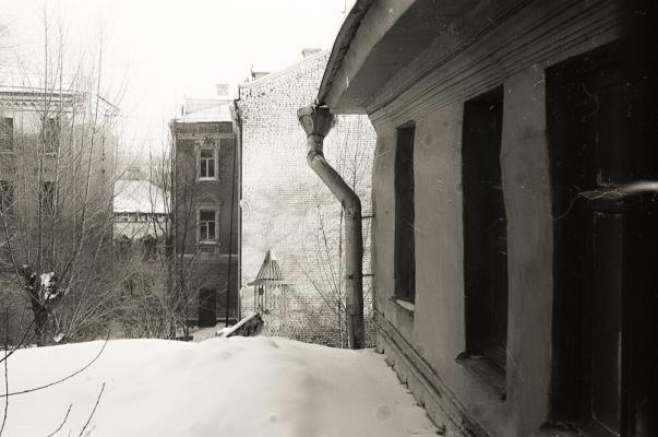 Обязательно нужно писать. Рассказ № 14. Привет из Москвы!