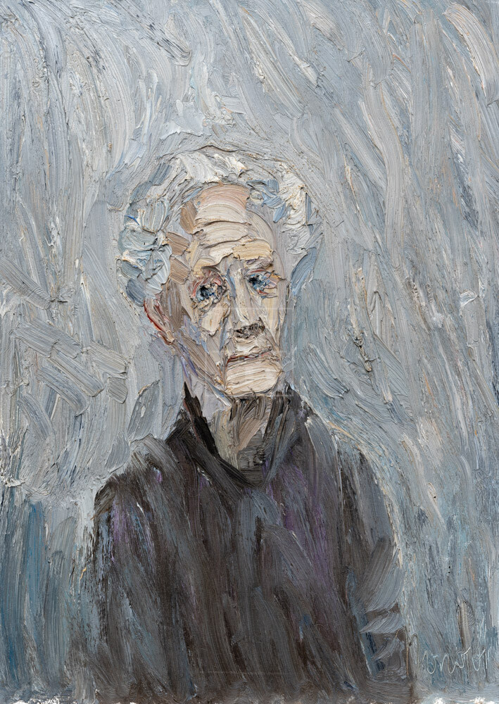 Картина. № 21. Портрет И. И. Витман