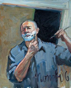Картина. Автопортрет. 5 сентября 2006
