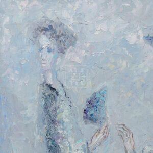 Фрагмент картины 3/3. Интересный сюжет. № 11. Вера. Надежда. Любовь