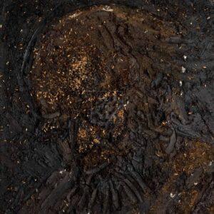 Фрагмент картины 1/3. Портрет М. А. Рогинского