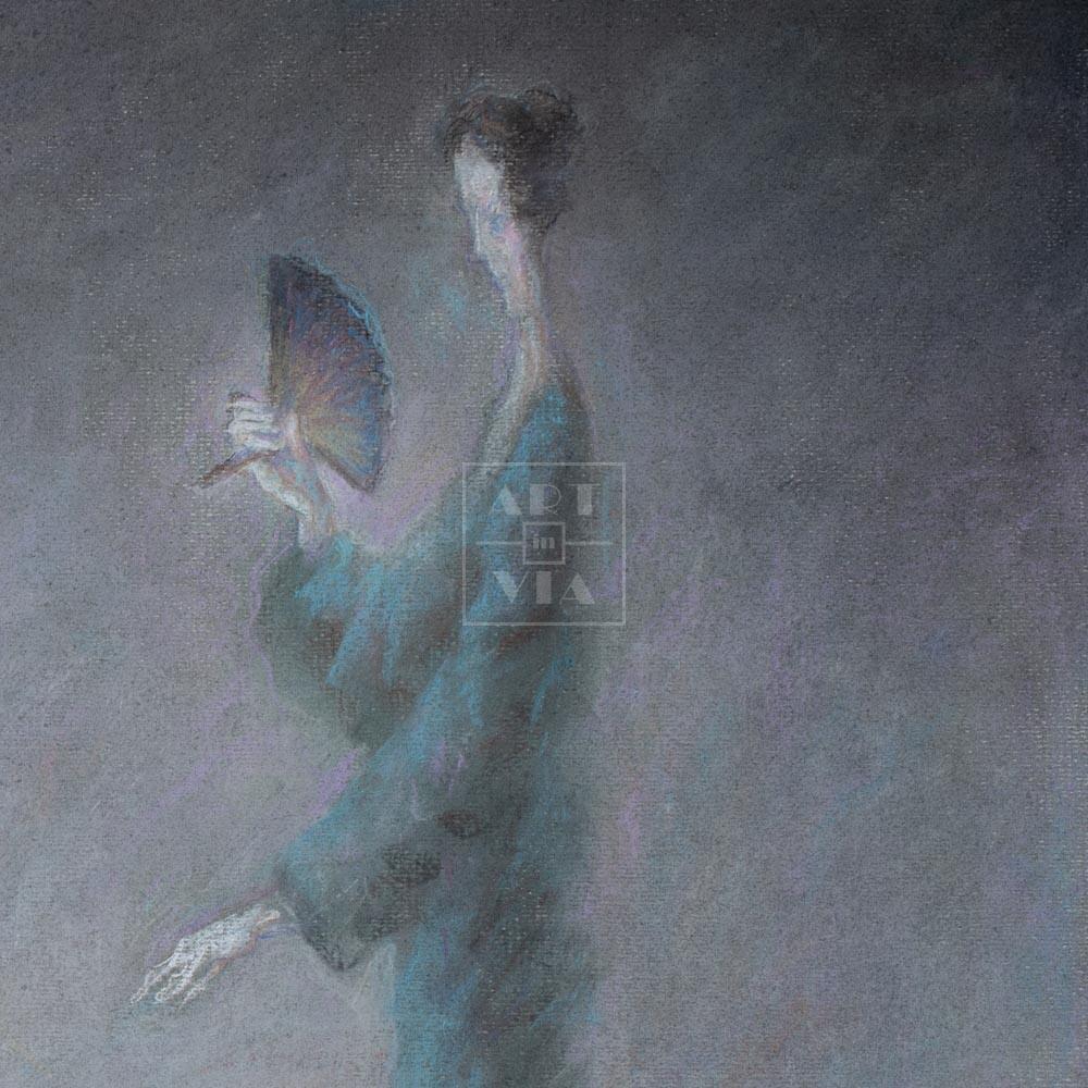 Фрагмент картины 3/3. Интересный сюжет. № 34. Вера. Надежда. Любовь
