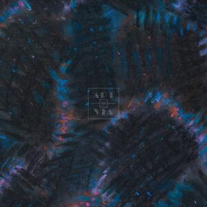 Фрагмент картины 3/3. № 11. Абстракция
