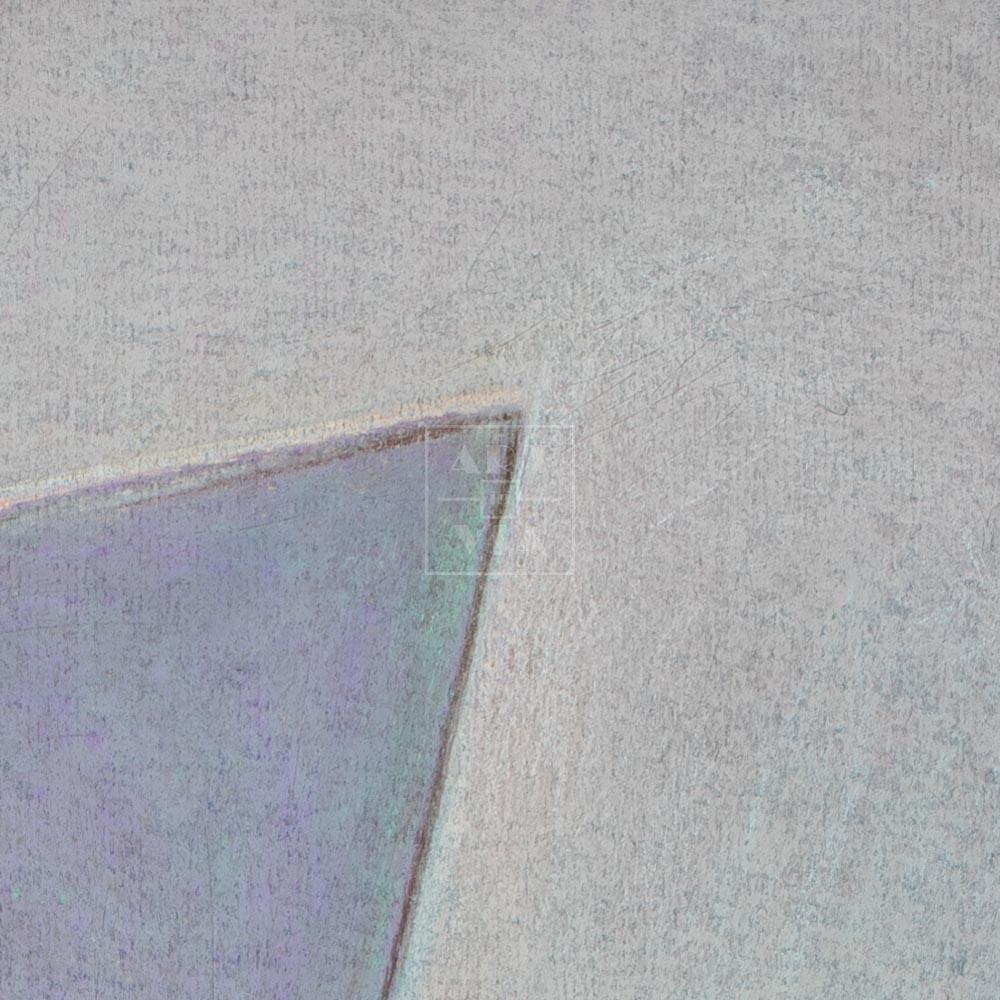 Фрагмент картины 2/3. № 17. Абстракция