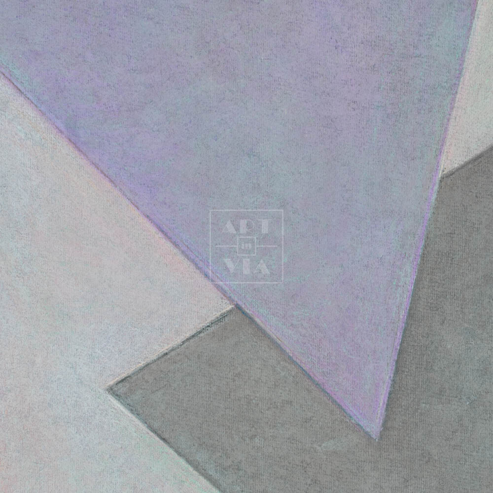 Фрагмент картины 3/3. № 17. Абстракция