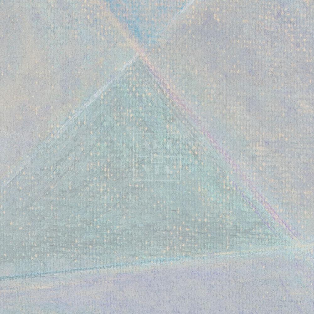 Фрагмент картины 2/3. № 14. Абстракция