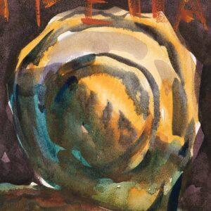 Фрагмент картины 2/3. Натюрморт. Едрёна Матрёна