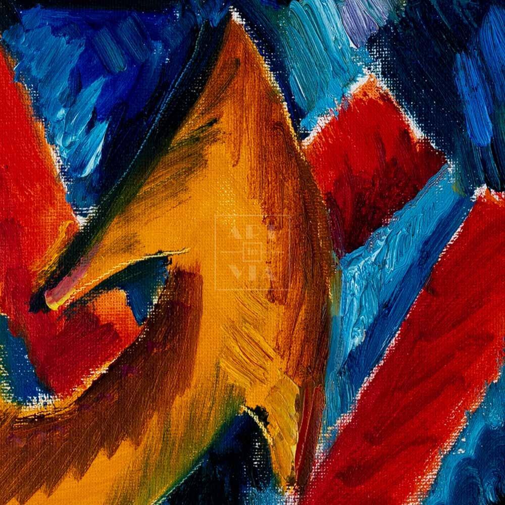 Фрагмент картины 2/3. Якорь
