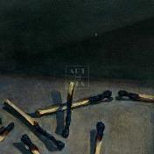 Фрагмент картины 3/3. Натюрморт. Коробок спичек