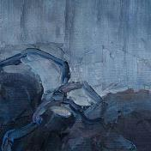 Фрагмент картины 2/3. Натюрморт. Головной убор мужской