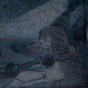 Фрагмент картины 1/3. Натюрморт. Ваше последнее слово Миру