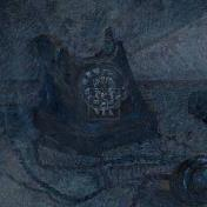 Фрагмент картины 3/3. Натюрморт. Ваше последнее слово Миру